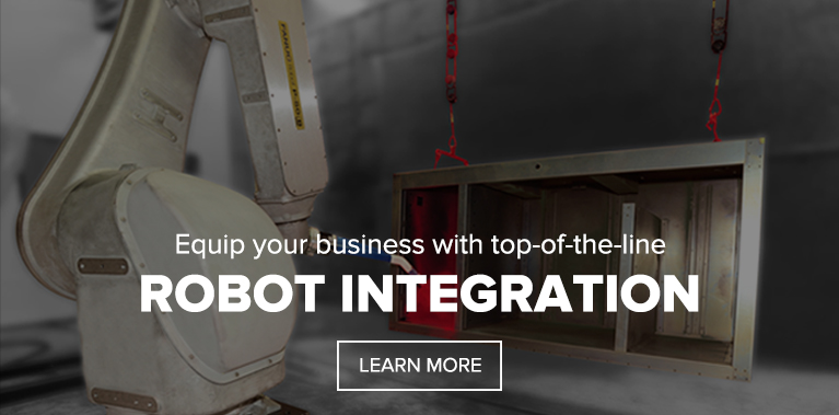 Robot Integration Grand Rapids | Automated Solutions | First